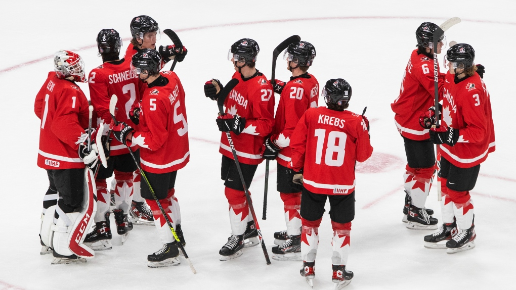 World Juniors, Canada, Finland