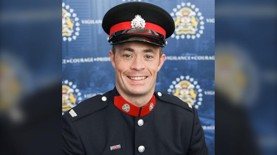 calgary officer killed