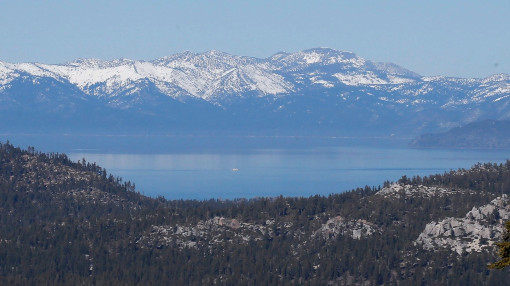 National Hockey League holding two outdoor games at Lake Tahoe