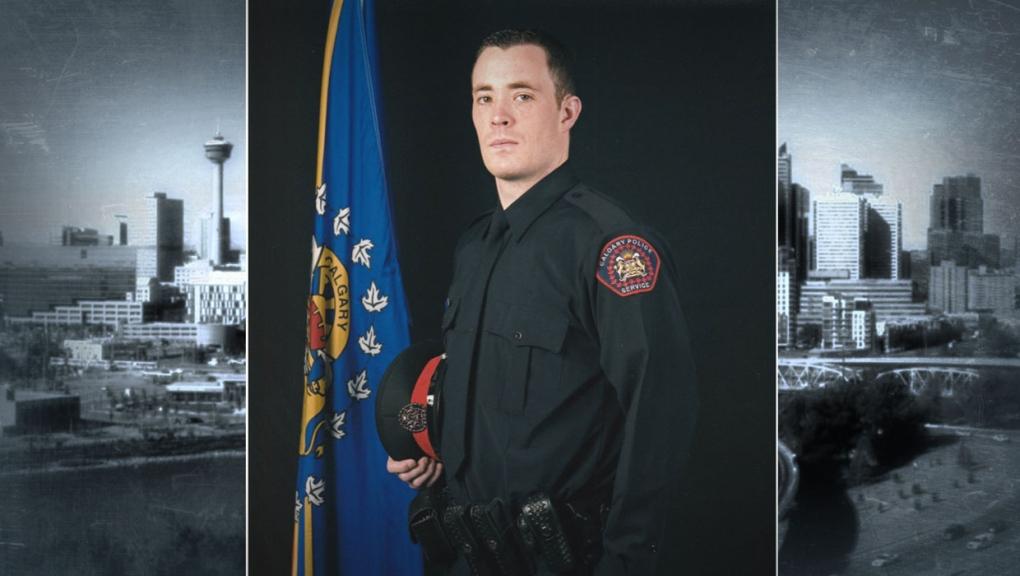 Calgary police, officer killed, Calgary, Harnett