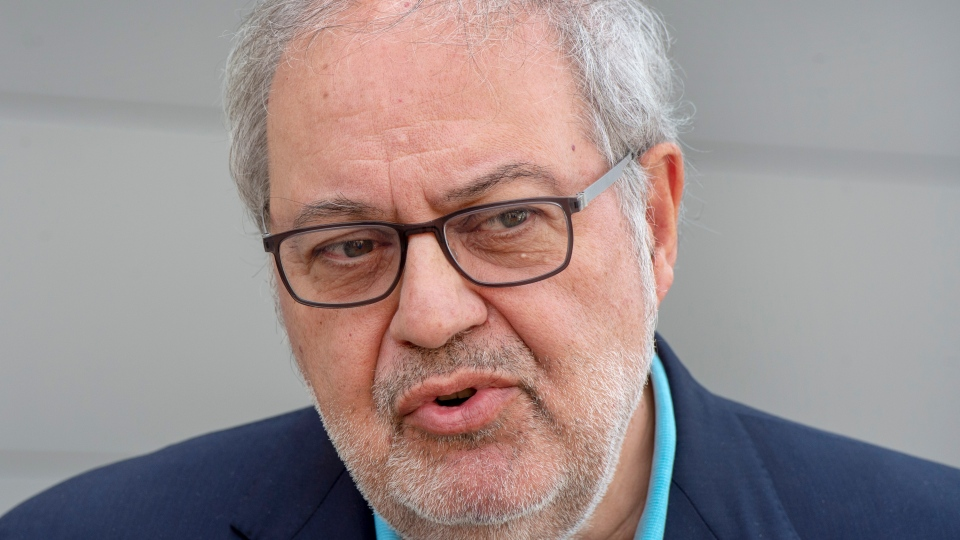 Quebec Liberal MNA Pierre Arcand