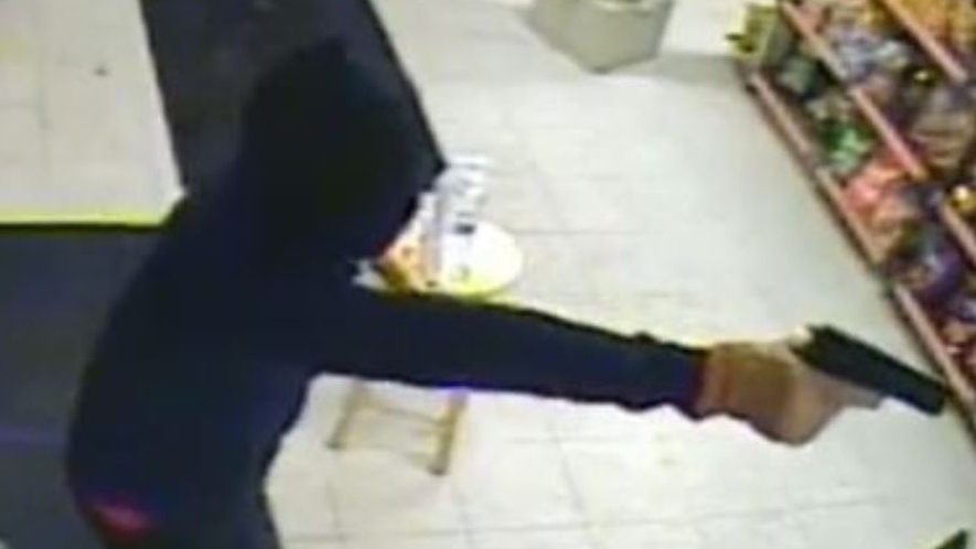 St. Thomas armed robbery suspect