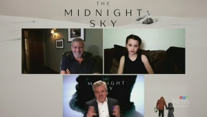 George Clooney directs 'The Midnight Sky'