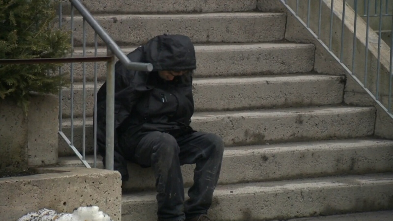 Montreal homeless