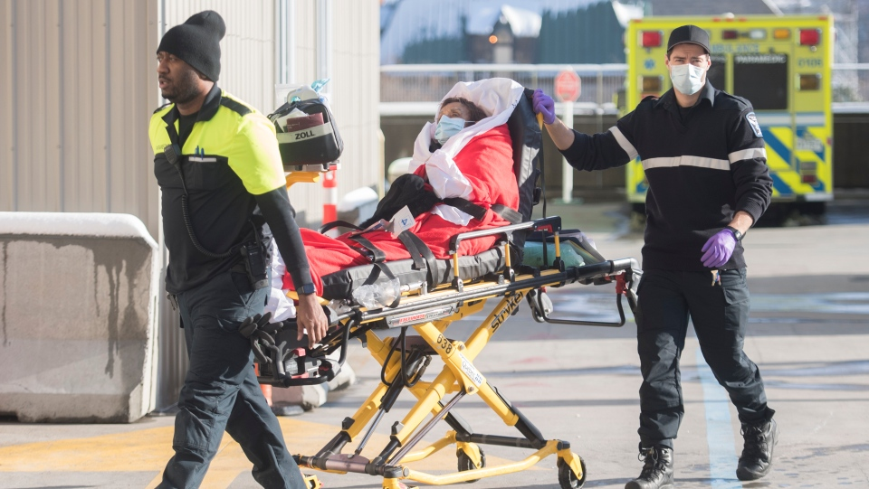 COVID-19 pandemic continues in Quebec
