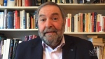 CTV's political commentator Tom Mulcair,