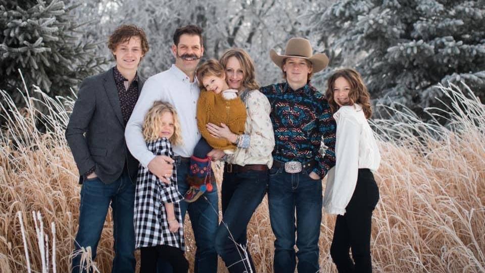 Baliksy, Warkentin family, helicopter crash,