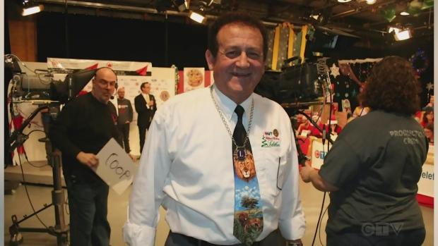 Sam Khoury, 2019 CTV Lions Telethon