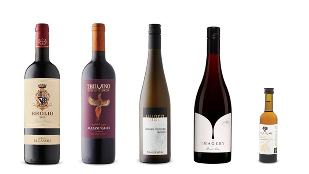 Natalie MacLean's Wines of the Week - Jan. 4,2021