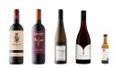 Ricasoli Brolio Chianti Classico 2017, Tbilvino Alazani Valley Red 2019, Markus Huber Terrassen Grüner Veltliner 2018, Imagery Estate Winery Pinot Noir 2019, Reif Estate Winery Vidal Icewine 2014
