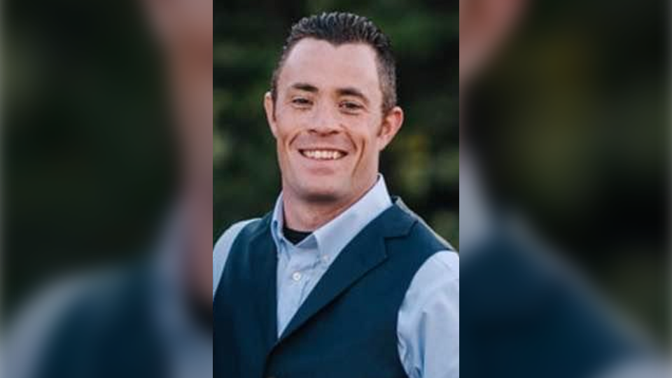 Sgt. Andrew Harnett Calgary police officer killed