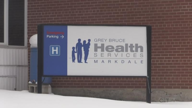 Grey Bruce Health Unit (Roger Klein/CTV News)