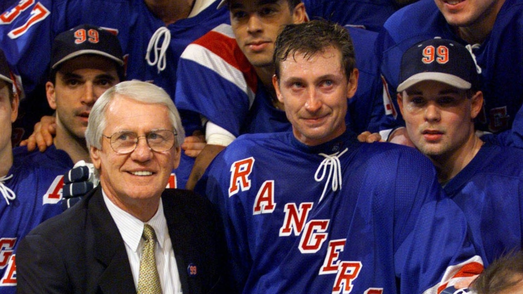 John Muckler, former Oilers head coach, dead at 86