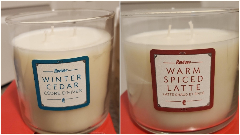 Candle recall
