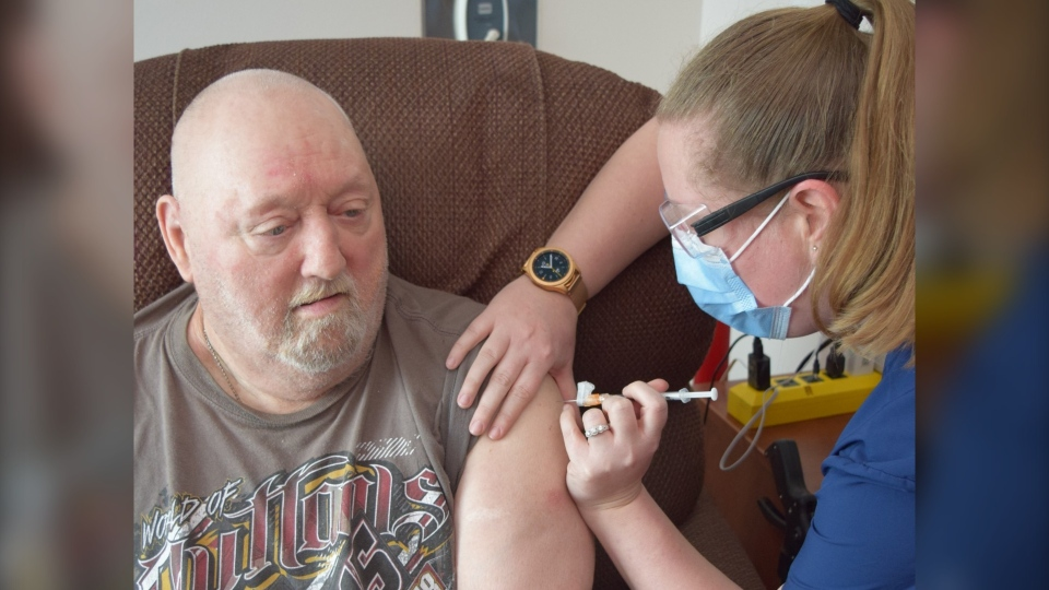 Perley Rideau Vaccine