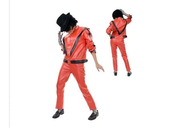 "The Michael Jackson ""Moonwalker"" costume appears on the Amazon.ca website."