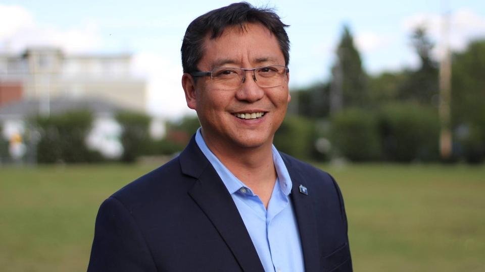 Fort McMurray - Wood Buffalo MLA Tany Yao