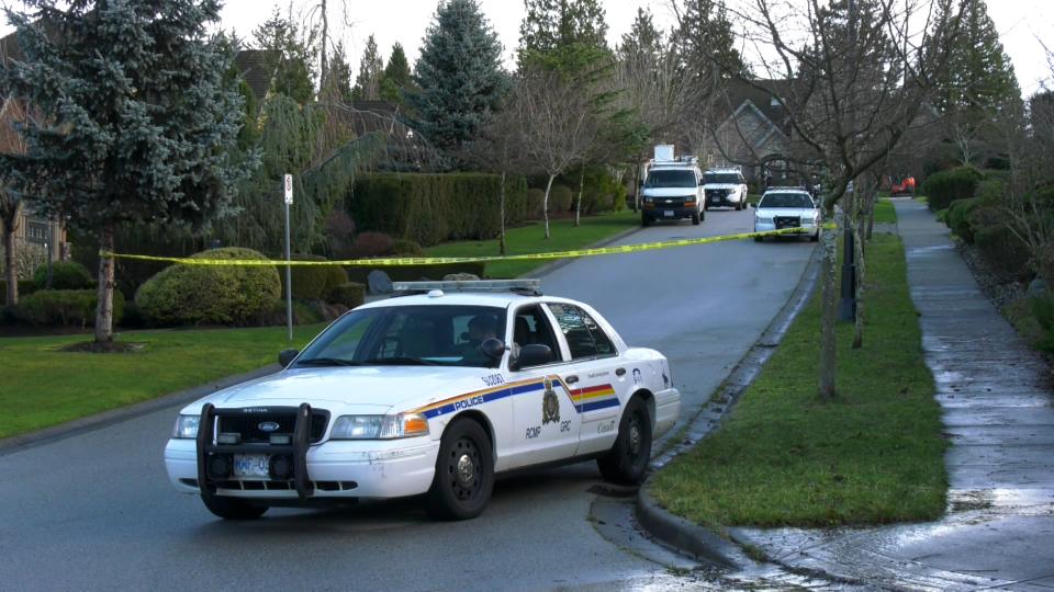 Surrey homicide