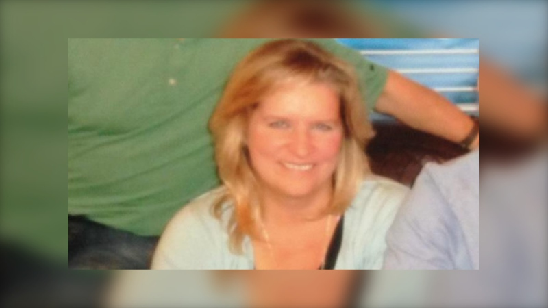 Debbie Hollman is shown in a family photo shared on social media. (Facebook)