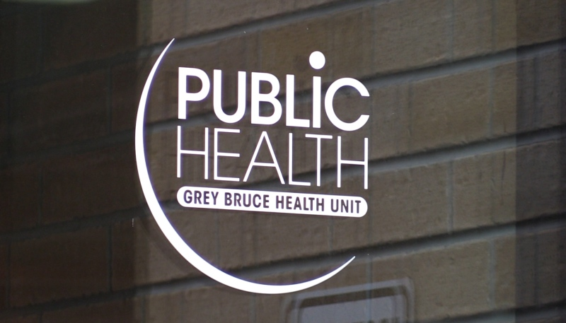 Grey Bruce Health Unit in Owen Sound, Ont.