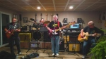 Pink Floyd cover from New Liskeard's The Mud Dogs