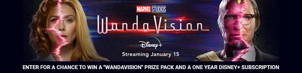 WandaVision Listing