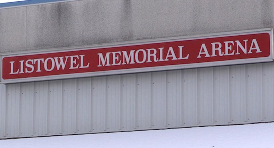Listowel Memorial Arena