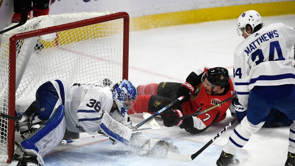 Leafs/Sens