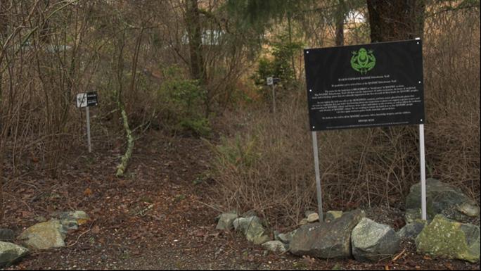 W̱SÁNEĆ Ethnobotany Trail Horticulture Centre
