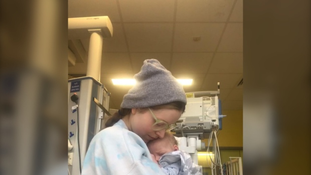 'Harry Potter' actor Jessie Cave says baby is out of ...