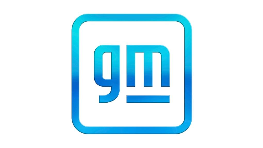 New General Motors logo