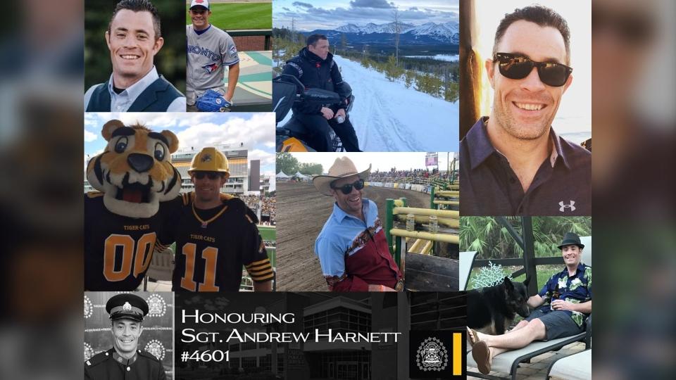 Sgt. Andrew Harnett