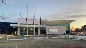 Waterloo regional police north division (Terry Kelly / CTV News Kitchener)