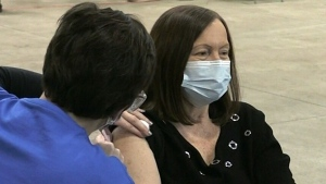 London region will run out of vaccine in days