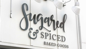 Sugared & Spiced. Jan. 8, 2021. (Darcy Seaton/CTV News Edmonton)