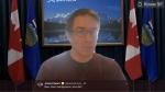 Jason Kenney, but not Alberta's premier, is having fun on Twitter with the UCP travel scandal. Jan. 8, 2021. (@jasonkenney/Twitter)