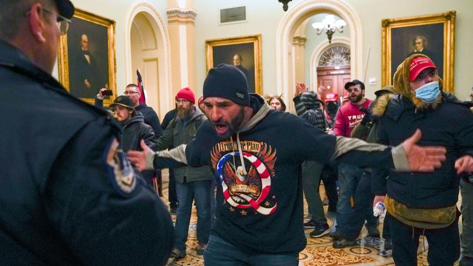 U.S. Capitol riots