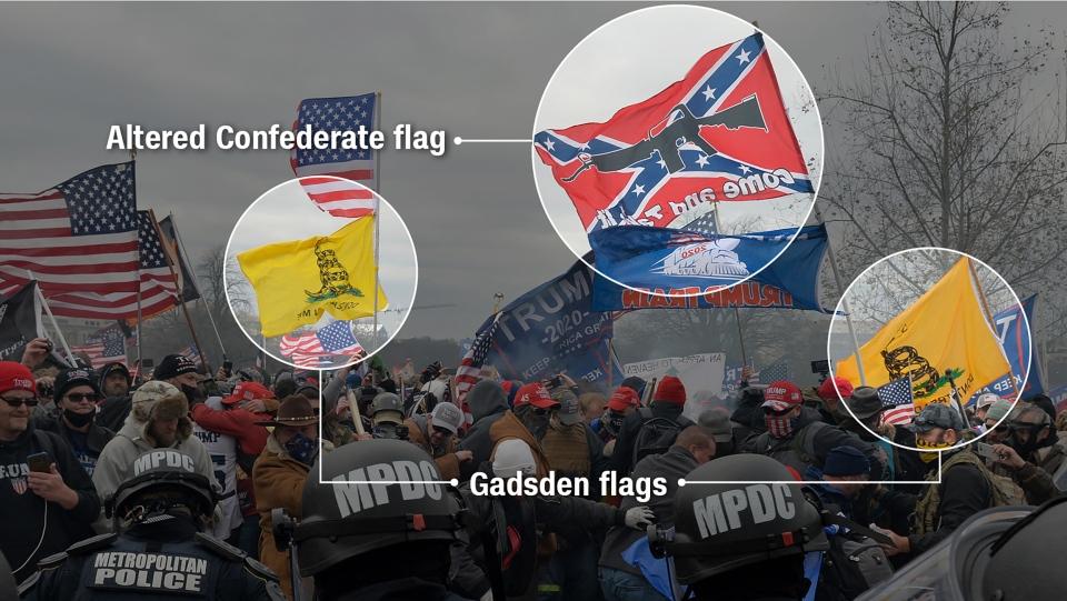 bendera sejarah diubah cnn