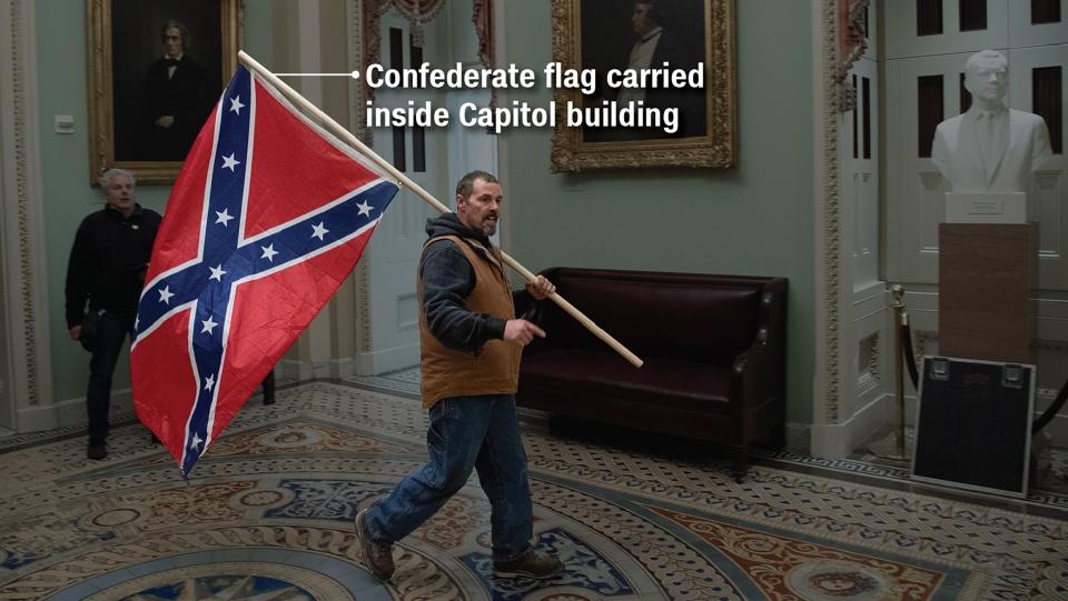 bendera konfederasi cnn
