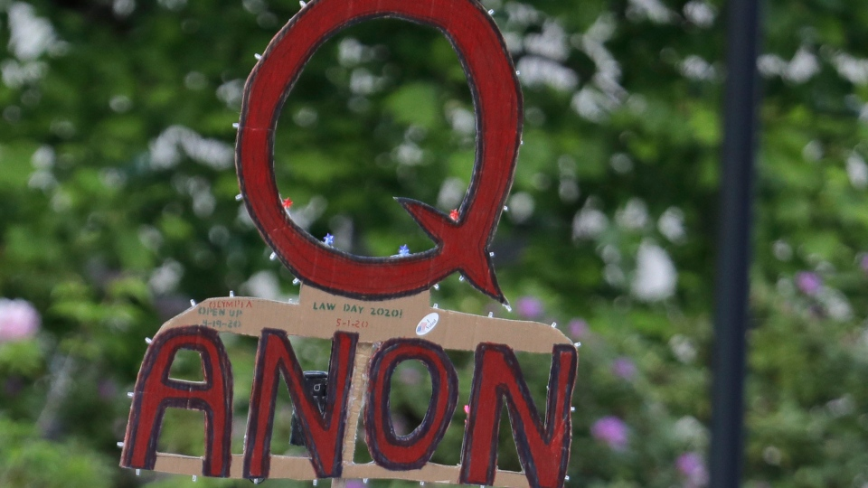 QAnon generic photo