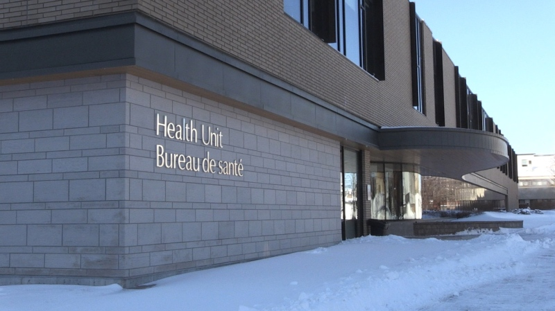 With cases on the rise across northern Ontario, public health officials in North Bay say they agree with an extended lockdown. (Alana Pickrell/CTV News Northern Ontario)