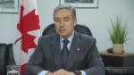 Foreign Affairs Minister Francois-Phillipe Champagne