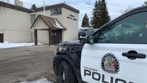 Fairview Baptist Church in southeast Calgary has been ordered closed by AHS. (File photo)