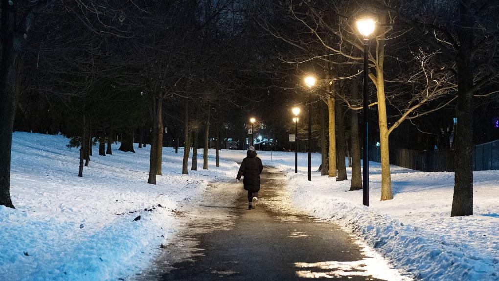 Quebec curfew