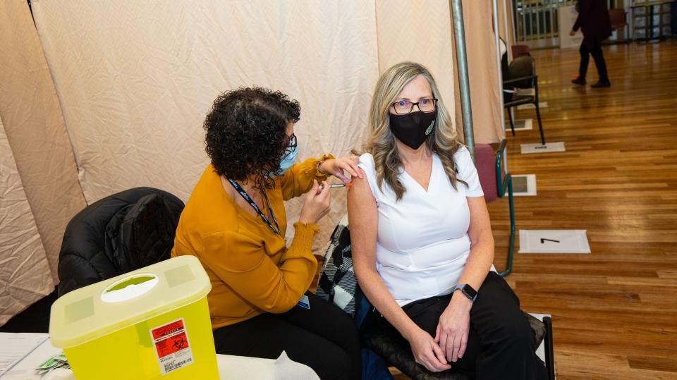 Cape Breton Vaccine