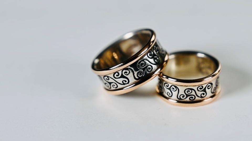 John Urban rings