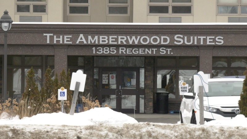 A resident of the Amberwood Suites retirement home in Sudbury has died of COVID-19, Public Health Sudbury & Districts announced Friday. (File)