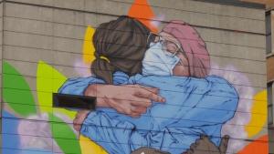 Doctor mural