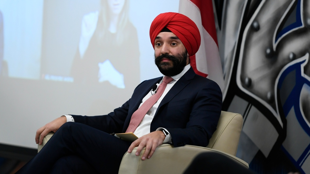 PM to shuffle cabinet with Navdeep Bains retiring from ...