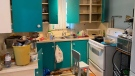 This is the kitchen of a house in the east end of Toronto that's being sold for nearly $1 million. (Realtor.ca)